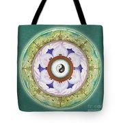 Tranquility Mandala Tote Bag
