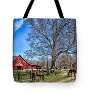 Tranquitly Tote Bag