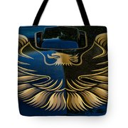 Trans Am Eagle Tote Bag