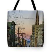 Transamerican Urbanism Tote Bag