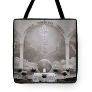 Transcendental Beauty Tote Bag