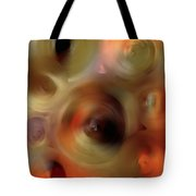 Transcendent - Abstract Art By Sharon Cummings  Tote Bag by Sharon Cummings