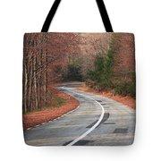 Transfagarasan Road Carpathian Mountains Romania  Tote Bag