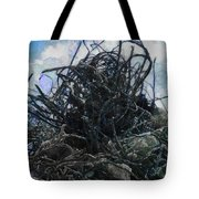 Transformers Unplugged  Tote Bag