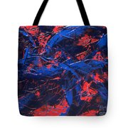 Transitions Iv Tote Bag