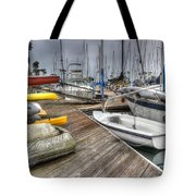 Transportation Tote Bag by Heidi Smith