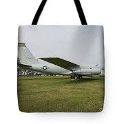 Transportation - Us Air Force - Airplane  Tote Bag