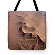 Transverse Sand Dune Namib-naukluft Np Tote Bag