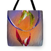 Trapeze Angels Tote Bag
