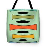 Trapezoids 2 Tote Bag