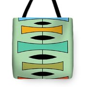 Trapezoids Tote Bag