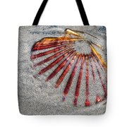 Trapped By The Tide Tote Bag