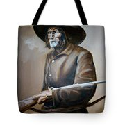 Trapper Tote Bag