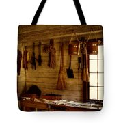 Trapper Supplies At The General Store Tote Bag