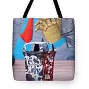 Trash Or Art Tote Bag
