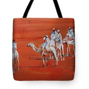 Travel By Camels Tote Bag