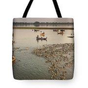 Travel Images Of Burma Tote Bag