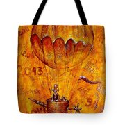 Travel In Time 651 - Marucii Tote Bag