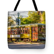 Traveling In New Orleans Tote Bag