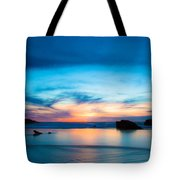 Traveling The Infinite Tote Bag