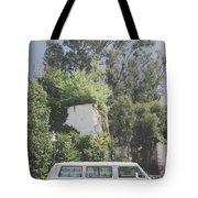 Travelling Vintage Wander Wolkswagen.  Tote Bag