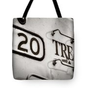 Tre 120 Tote Bag by Joan Carroll