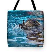 Treading Water V2 Tote Bag