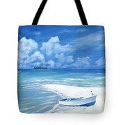 Treasure Cay Tote Bag