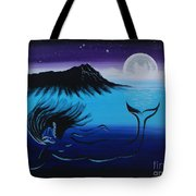 Treasure Her Tote Bag by A Cyaltsa Finkbonner