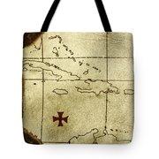 Treasure Hunt Tote Bag
