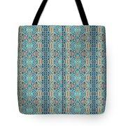 Treasure - Inverted Tile Arrangement Tote Bag
