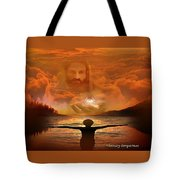 Treasures Of Heaven Tote Bag
