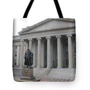Treasury Department Washington Dc Tote Bag