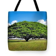 Tree 10 Tote Bag