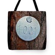 Tree 1001 Tote Bag