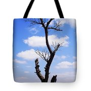 Tree 8 Tote Bag
