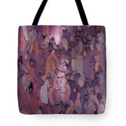 Tree Abstract Tote Bag