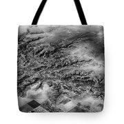 Tree Aerial Landscape V2 Tote Bag