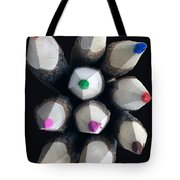 The Pointy Ends Tote Bag