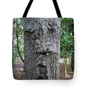 Tree Beard Tote Bag