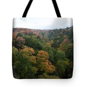 Tree Color Tote Bag