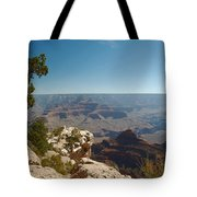 Tree Edge Tote Bag