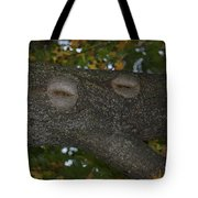 Tree Face 1 Tote Bag