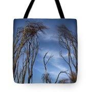 Tree Fingers Tote Bag