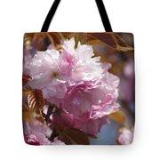 Tree Flower 01 Tote Bag
