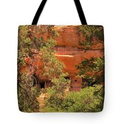 Tree Framing Tote Bag