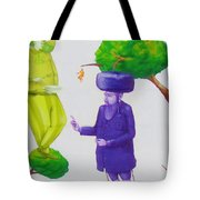 Tree Heads Are Better Than One Tote Bag