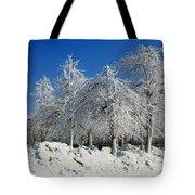 Tree Ice Tote Bag