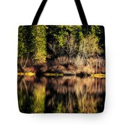 Tree Impressions Tote Bag