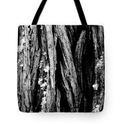 Tree Lines Tote Bag